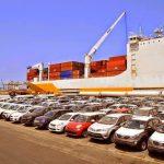 dédouanement de véhicules port de Dakar terminal roulier