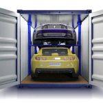 Container-garage